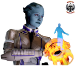 Liara T'soni 02v2 by PimplyPete