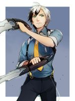 Ludger Will Kresnik by tea-and-dreams