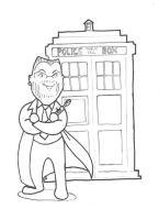 Mr Who by Helen-M