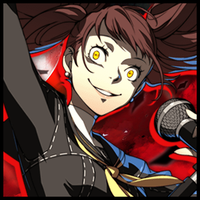 Shadow Rise - Persona 4 Arena Ultimax Avatar by seraharcana