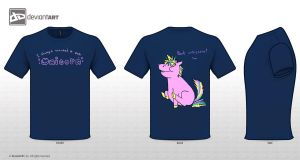 Pet Unicorn Mythical Design Challenge by HollyAReid
