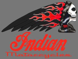 Indian Motorcycles - New Twist by Blazing-Ace