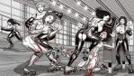 Commission Morderm Fighte 5 Roller Derby of Death2 by leandro-sf