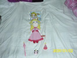 My Peach collection by PrincessNintendo64