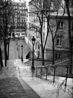 Montmartre by AlgebraicElement