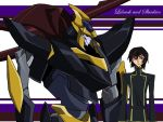 Lelouch and Shinkiro by BenjiPrice