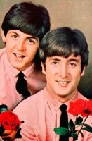 John and Paul valentine by ximrealynotokayx