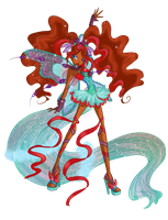 Diamentria Harmonix by werunchick