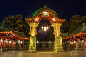 12-10 Elephant Gate by evionn
