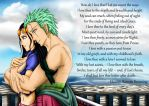 Zoro and Robin by Goddess-Storm