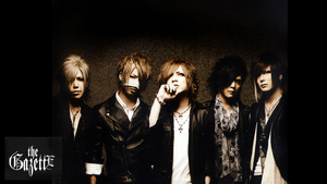 the GazettE Wallpaper - RTG by Es-car