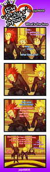 KH Days spoof: wt's the time by jojo56830
