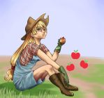 ::Apple Jack:: by Thildou-chan