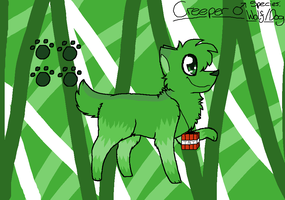 Creeper Reference by kittyproc