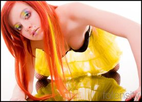 Aimee Neon. by xmistressx