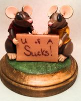 Mice hate u of a by maggmagg