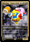 Sliver King  Dedede  Kirby by Drayle88