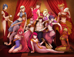 Harem by Demasca Painted by CloverSama