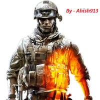 Battle field 3 icon By Ashish913 by Ashish-Kumar