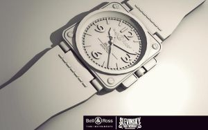 -BR watch modelisation- by TearsOfry