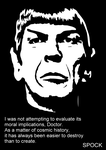 Spock by leif-j