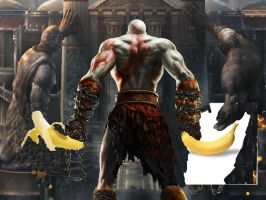 God of Bananas by thaman15