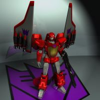 Redshift - Armed and Dangerous by wizardofosmond