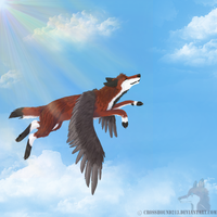 Flying High by CrossHound213