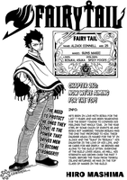 Fairy Tail Manga Chapter 260 by anime-manga-addict