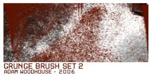 Grunge Brush Set 2 by ardcor