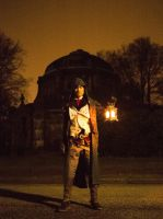 Night of Saint Denis/AC Unity Arno Dorian Cosplay by KrishnaDammertArt