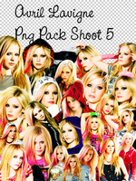 Avril Lavigne Png Pack Shoot 5 by GimmeFamous