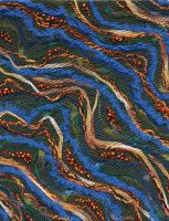 Evolution of a River by suedollinQuilts