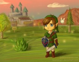 Mini Link by kozmicajm