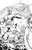X-men #1 Covered by jlcomix