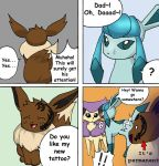 The Eevees 24: ATTENTION by NoaQep
