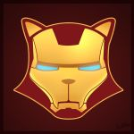 Iron Cat by mrtozkan