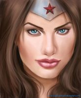 Wonder Woman by Salamandra88