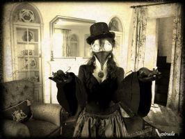 The Plague Doctors Wife by Estruda