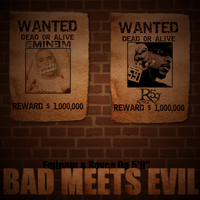 Emine+Royce - Bad Meets Evil by Ryanx2