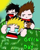 green day new by tirokesa15