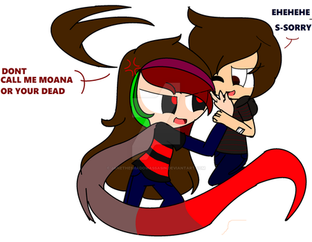 COLLAB:Result For Messing Morana Up by JaneTheShadowAssasin