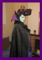 Maleficent Cosplay 1 by LuciousLara