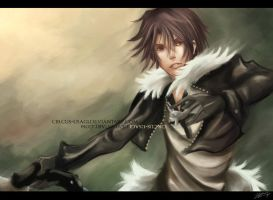 squall speedy by circus-usagi