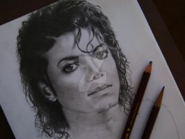 Michael Jackson 'Bad Era' by LadyCapulet102