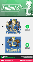 Fallout 4 - Icon 2 by Crussong