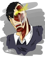 Shifters Series - Bertholdt Fubar by PurelyInfected