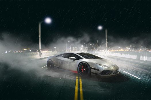 NFS 2015 and Photoshop | Virtual Tuning| by blackhawk2008