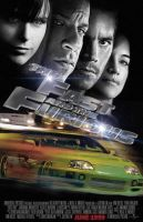 The Fast and The Furious 1999 by MadPorra