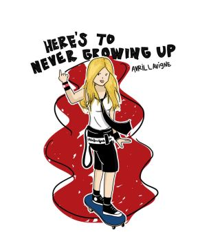 Here's to Never Growing Up by Almatra